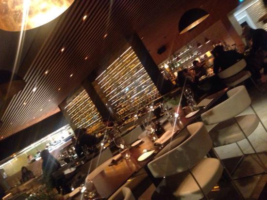 Cucina Asellina: La sala