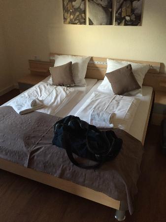 Bergview Haus: Slaapkamer