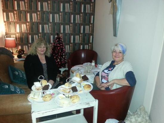 Garden Tea Rooms Wymondham