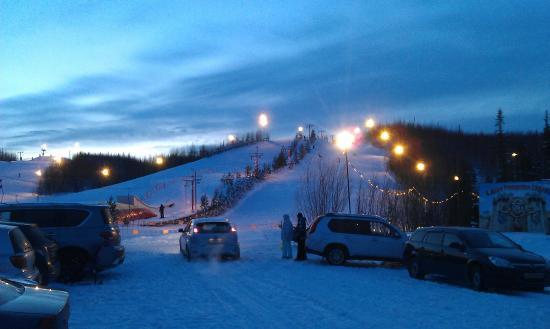 Ski Complex Three Mountains