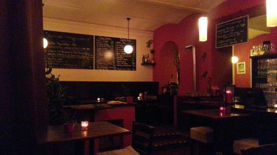 Biscaya - Tapas Bar: Bar/Salon