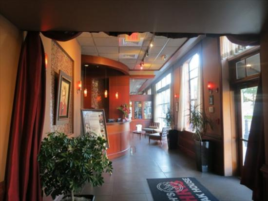 Ruth's Chris Steak House: This is a very inviting Ruth Chris Restaurant