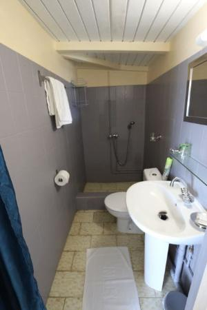 Cap Sud Caraibes: La salle de bain