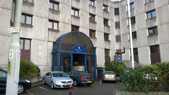 Copthorne Hotel Plymouth: Front Entrance