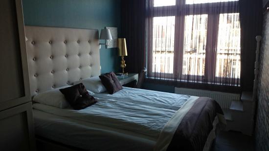 Cityden Museum Square Hotel : camera comfort