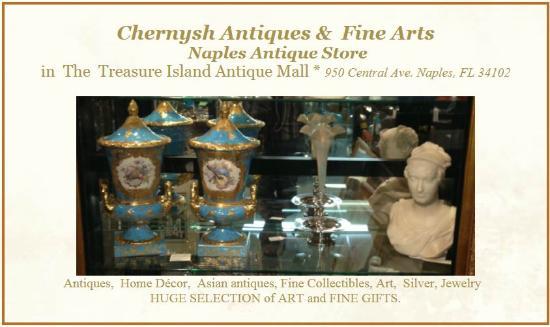 Chernysh Antiques & Fine Art