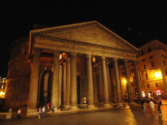 Borgo Saint George: Roma By Night