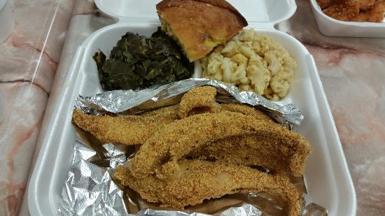 Dirty South Soul Food