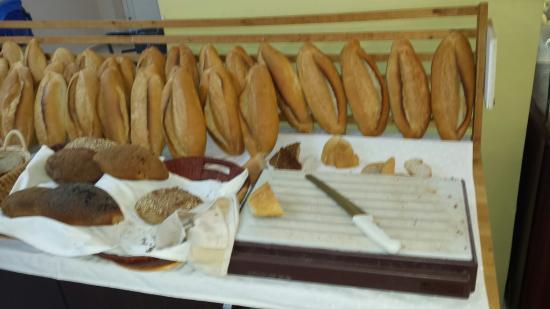Parkim Ayaz Hotel: Vers brood