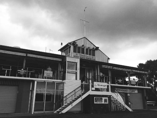Noosa Yacht and Rowing Club: Yachti club