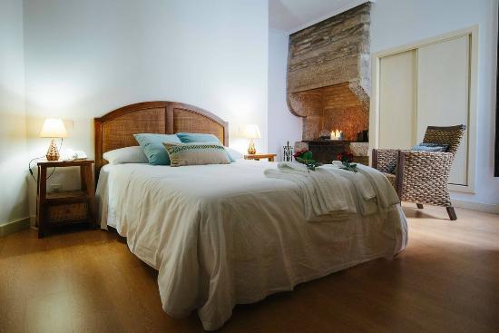 Hotel Gastronómico Arco de Mazarelos: Habitación