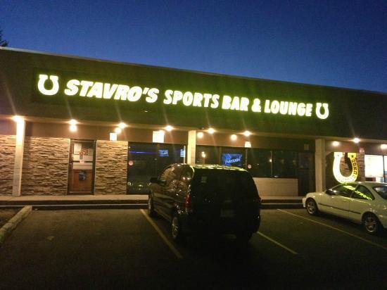 Stavro's Exterior Fron...
