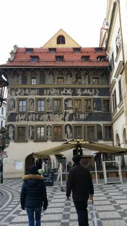 Avantgarde Prague Tours : tres belle ville