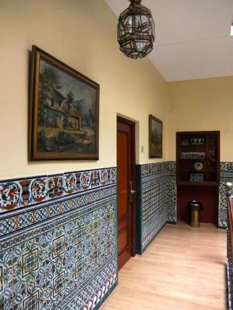 Hotel Montecarlo: couloir