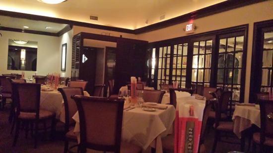 Cafe Sapori : dining room