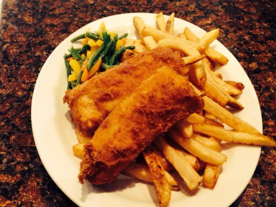 Clean wave baddeck restaurant reviews phone number for Wave fish and chips