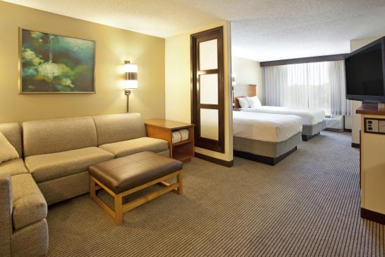 Hyatt Place Dallas/Arlington: Hyatt Place Standard Double/Double
