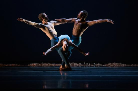 "Aspen Santa Fe Ballet: ASFB in Jiri Kylian's ""Return to a Strange Land"""
