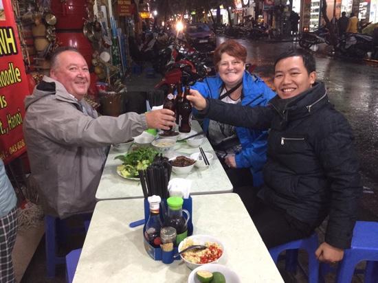 Paradise Boutique Hotel: Best Bun Cha in Hanoi