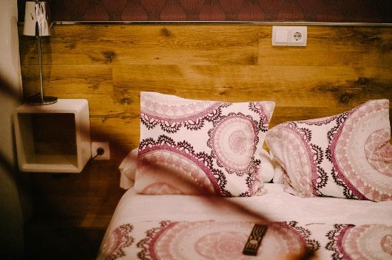 Hostal Abel Victoriano : La cama
