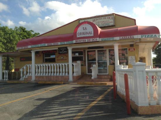 montes de oca pizza cubana miami restaurant reviews phone number