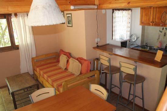 Bungalows Unsur: bungalow Moreno: cama adicional 1