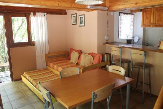 Bungalows Unsur: bungalow Moreno: cama adicional 2