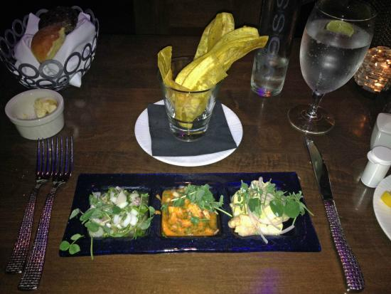 The Wave Kitchen and Bar: Ceviche
