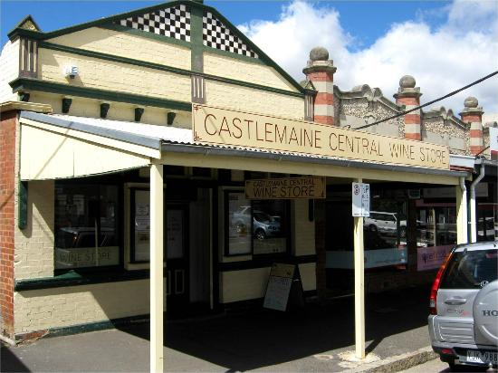 Castlemaine Central Wine Store