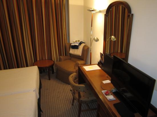 Hotel Liabeny: Zweibettzimmer