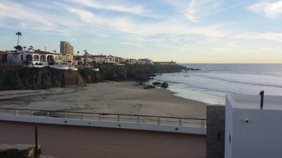 Hotel Boutique Castillos del Mar: private beach