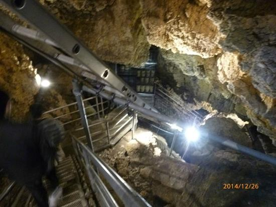 Kin Limestone Cave Koshugura