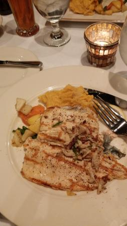 Pirogue Grille : Grilled Trout