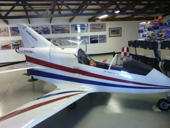 Museum of Flying: Jet