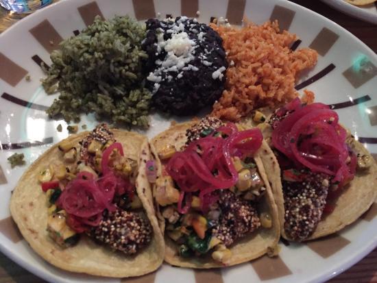 Border Grill : Avocado tacos