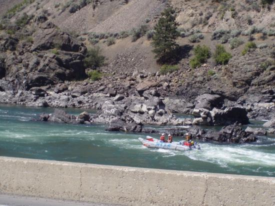 Fraser River Rafting: Amazing