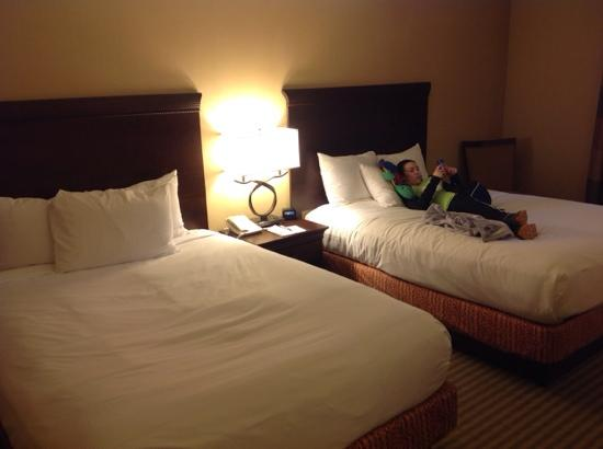 DoubleTree Resort by Hilton Hotel Lancaster: comfortable beds