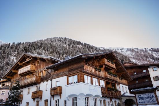 Gorgeous Himmlhof exterior