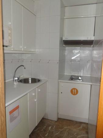 Aparthotel G3 Galeon: Cocinita