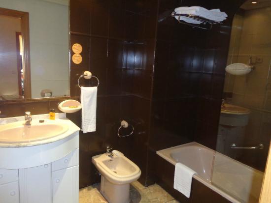Aparthotel G3 Galeon: Cuarto de baño