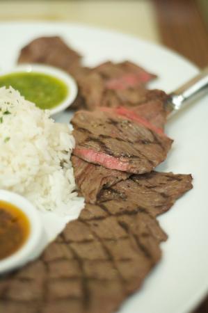 Havana Rumba & Tapas Bar: Steak Chimichurri