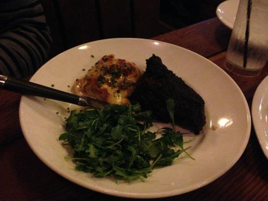 Pismo's Coastal Grill: steak