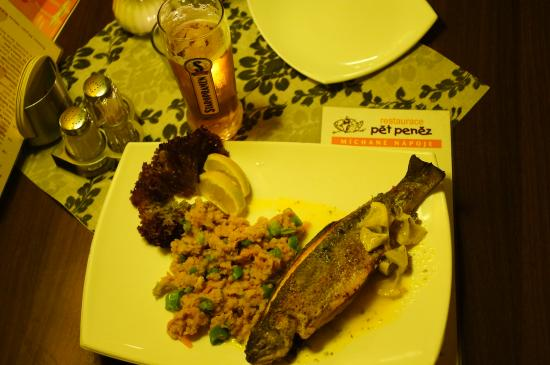 Restaurace Pet Penez