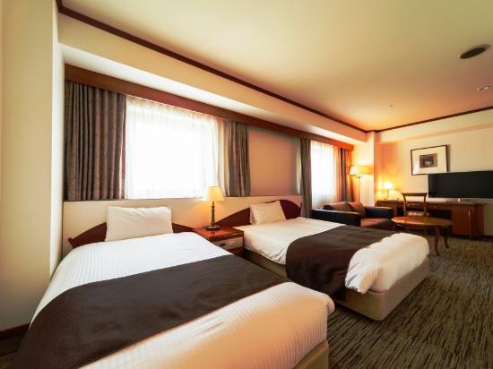 Nest Hotel Sapporo Odori: ラグジュアリーツイン◆Paris◆【広さ42平米、ベッド幅110センチ、Wi-Fi接続無料、DHCアメニティ】