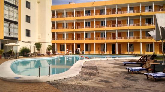 Hotel Maria del Carmen: Alberca