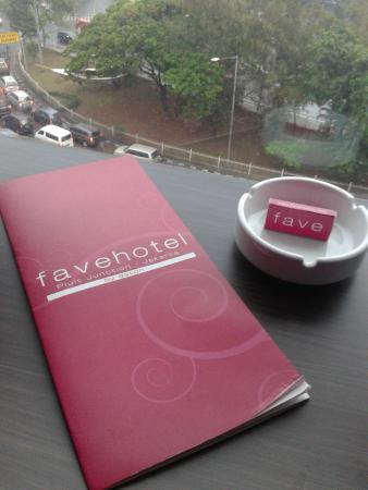 favehotel Pluit Junction: Room collateral