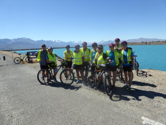 Molesworth High Country Tours: Near lake Tekapo