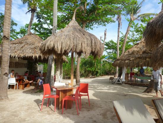 Chiringuito Beach Bar and Restaurant: Restaurant