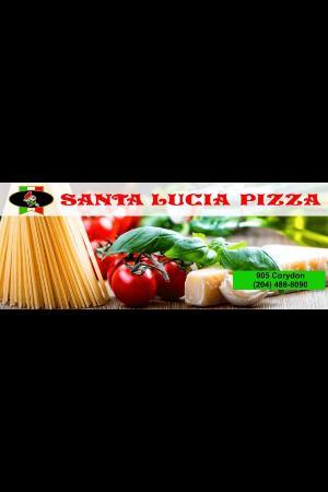 santa lucia pizza 905 corydon ave picture of santa lucia. Black Bedroom Furniture Sets. Home Design Ideas