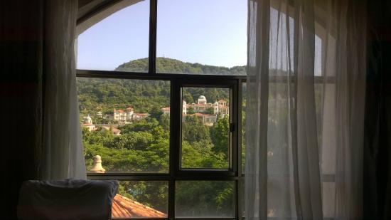 Phoenix City Hotel Guangzhou : Вид из окна